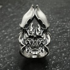 Devilman Crybaby Scull Ring