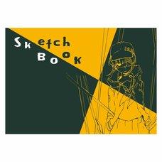 Sido Ball Girl Sketchbook