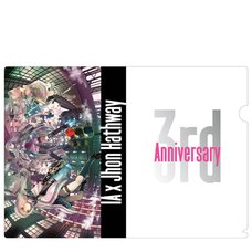IA 3rd Anniversary Clear File