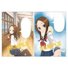Karakai Jozu no Takagi-san Clear File Collection