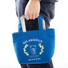 A Basketful of Lemons Rilakkuma Mini Tote Bag