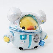 Rilakkuma Astronaut Plush (Kiiroitori)