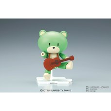 HGPG Gundam Build Fighters Petit'GGuy Surfgreen w/ Guitar
