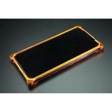 Radio Eva x Gild Design Evangelion Limited Eva Unit‐02 iPhone X/XS Solid Bumper