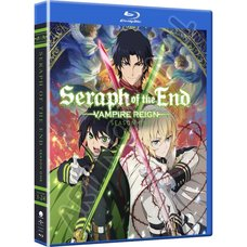 Seraph of the End: Vampire Reign Season 1 Blu-ray