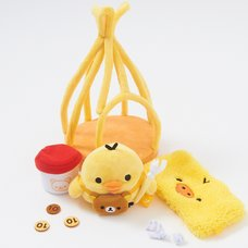 Kiiroitori Baby Bird Plush Set