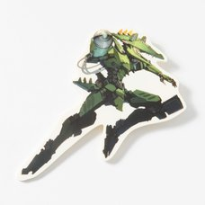 MONSTER DROPS Cyborg Mon Brooch