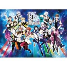 IDOLiSH 7 1st Live: Road to Infinity Blu-ray