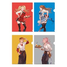 Granblue Fantasy Clear File Set