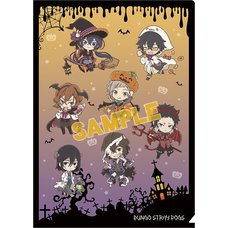 Bungo Stray Dogs Halloween Clear File