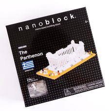 Nanoblock Parthenon