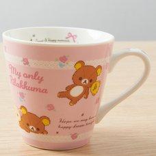 My Only Rilakkuma Mug (Pink)