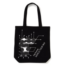 Perfume 3rd World Tour Tote Bag