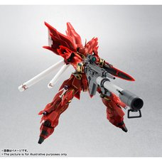 Robot Spirits #154: Mobile Suit Gundam Unicorn - Sinanju Animation Edition