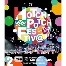 The Idolm@ster 765 Million Stars Hotch Potch Festiv@l!! Live Blu-ray Day 2