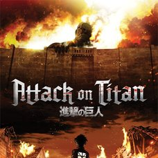 Attack on Titan - Key Art Wall Scroll