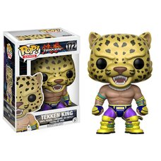 Pop! Games: Tekken - Tekken King Classic
