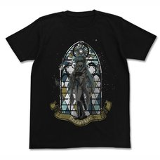 Fate/Grand Order Berserker/Kiyohime Black T-Shirt