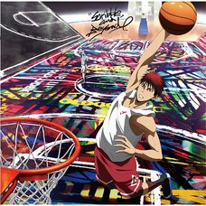 Scribble, and Beyond - Anime Kuroko's Basketball Winter Cup Omnibus Main Theme Anime Jacket Edition