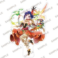 MF Bunko J Summer School Festival 2019 Remake Our Life! Acrylic Stand Figure