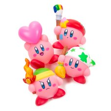 Kirby Star Allies Mini Soft Vinyl Figure Set