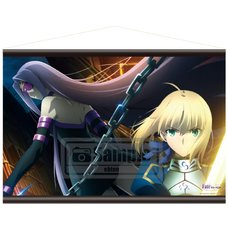 Fate/stay night: Heaven's Feel Saber & Rider A1-Size Tapestry
