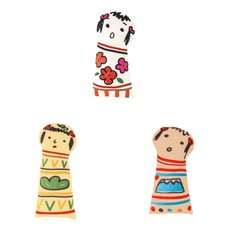 Kokeshi no Kesiko-san Mini Cushion Collection