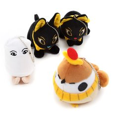 Kamigami no Ki Ball Chain Mascot Plush Collection