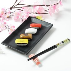 Sushi Chopstick Rests (Set of 5)