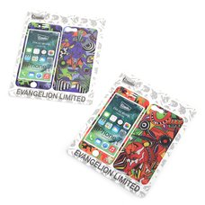 RADIO EVA 442 Evangelion iPhone 7 Protectors by Gizmobies