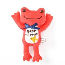Pickles the Frog Message Magnets