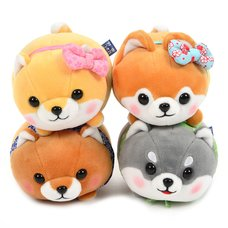 Tsumeru! Mochikko Mameshiba San Kyodai Vol. 2 Dog Plush Collection (Standard)