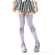 Zettairyoiki Vampire Thigh-High Tights