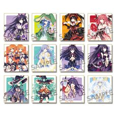 Date A Live Mini Shikishi Board Collection Vol. 2 Box Set