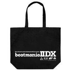 Beatmania IIDX Large Tote Bag
