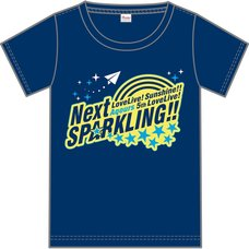 Love Live! Sunshine!! Aqours 5th Love Live! -Next Sparkling!!- T-Shirt