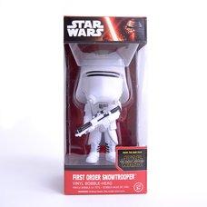 Wacky Wobbler First Order Snowtrooper   Star Wars: The Force Awakens