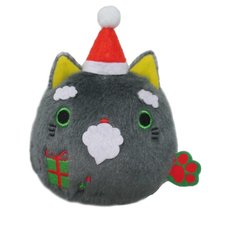 Christmas Neko-dango 2019 Santa Plush