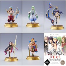 Fate/Grand Order Duel Figure Collection Box Set (Tenth Release)
