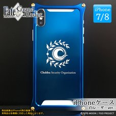 Fate/Grand Order x GILD design Chaldea Security Organization Logo iPhone Case
