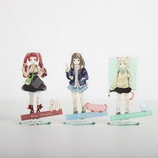 PARK Original Character Acrylic Figure Stands