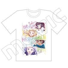 New Game! Anime Full-Color T-Shirt