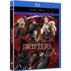Drifters: The Complete Series Blu-ray