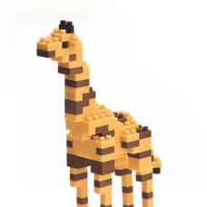 Nanoblock Giraffe