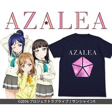 Love Live! Sunshine!! Azalea Navy T-Shirt