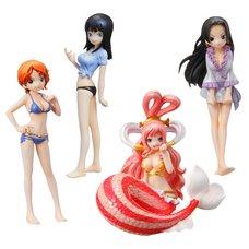 One Piece Heroines Half Age
