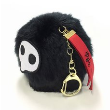 Evangelion Kedama Yurushito Keychain Charm