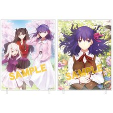 Fate/stay night: Heaven's Feel Acrylic Plate Collection