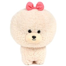 Mofu Mofu Bichon Dog Plush Collection (Big)