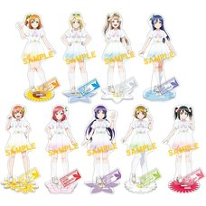 Love Live! School Idol Project 9th Anniversary Acrylic Stand Collection